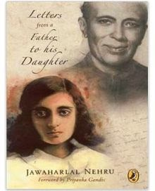 Letters from a Father to His Daughter by Jawaharlal Nehru at Rs.184