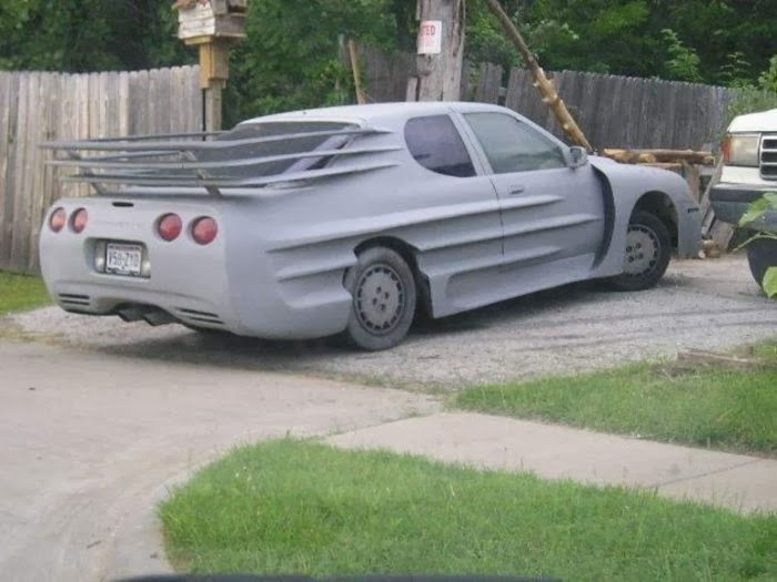 The 40 Worst Custom Cars Ever | Weird Things, Weird Pictures, Photo Blog