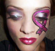Breast Cancer Awareness. I created this look for the month of October using .