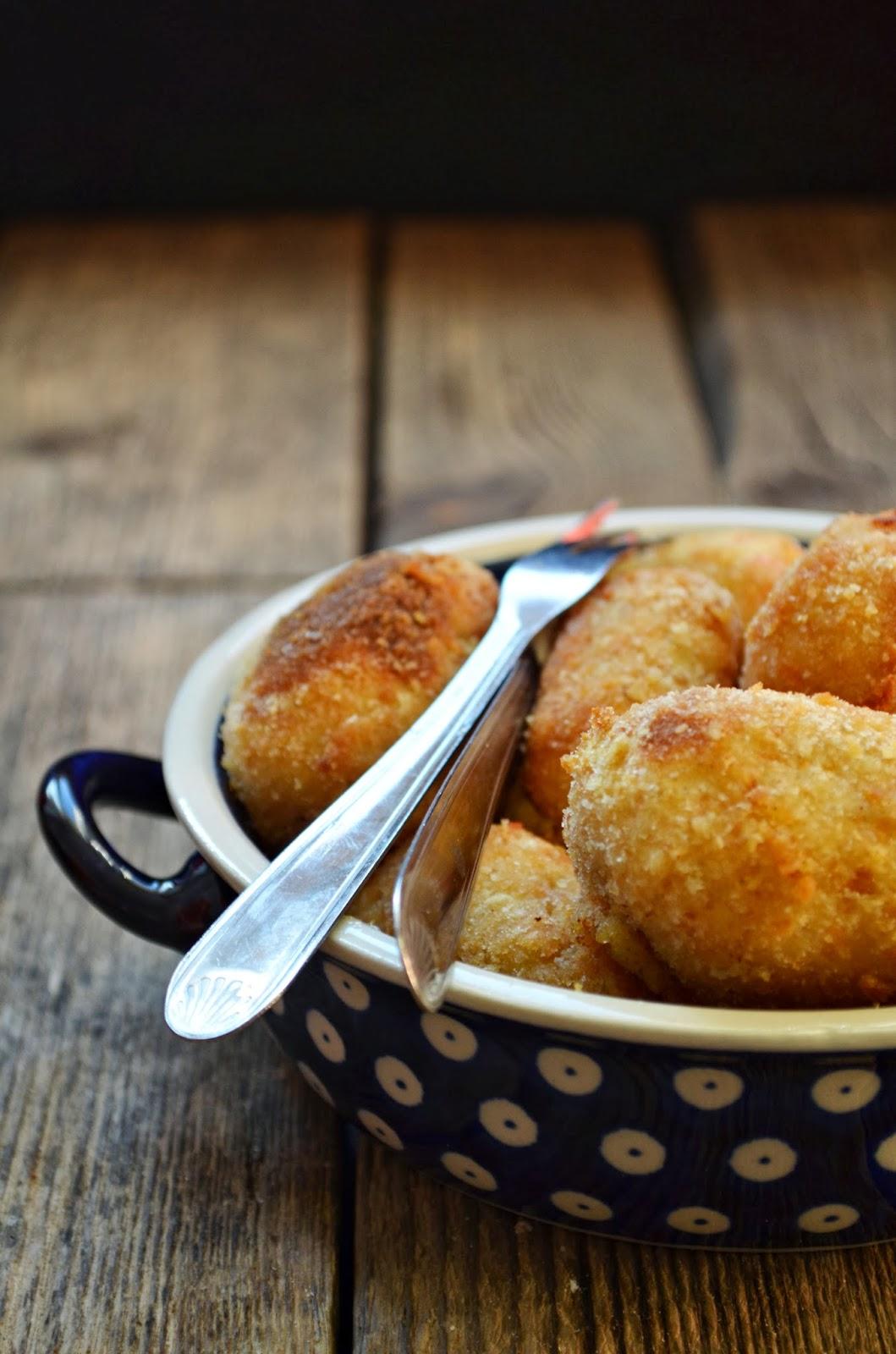 Фото рецепт крокеты картофельные