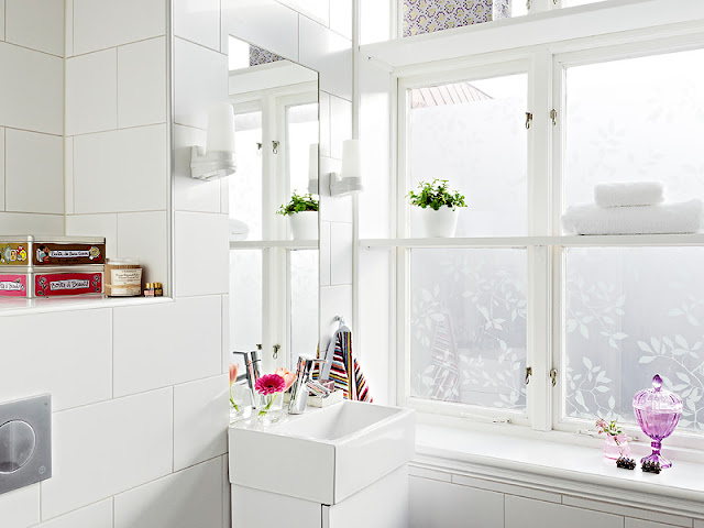 Blog de Decoração Perfeita Ordem Solução para banheiros pequenos -> Banheiro Pequeno Solucao