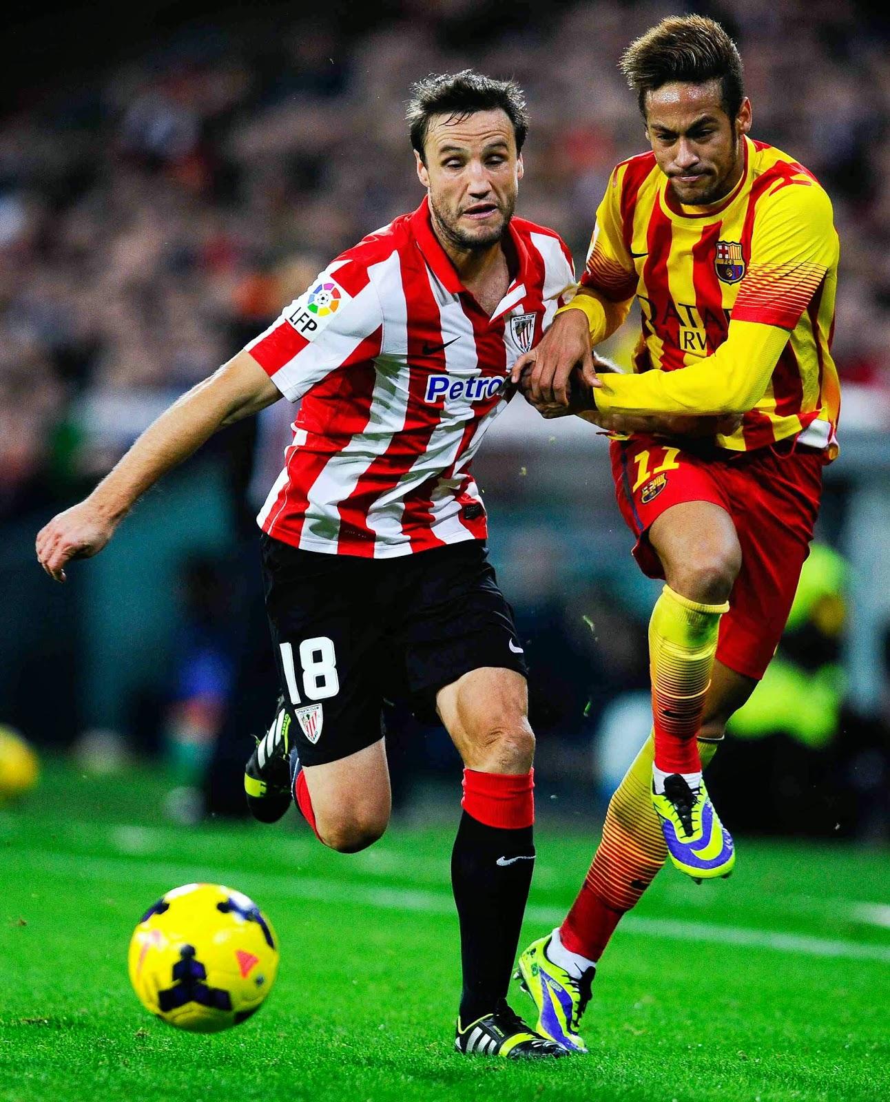 Barcelona Athletic de Bilbao Gurpegi Neymar