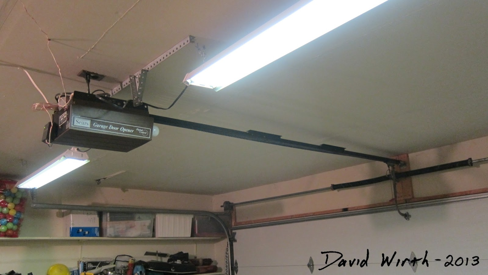 Image Result For Installing A Garage Door Opener