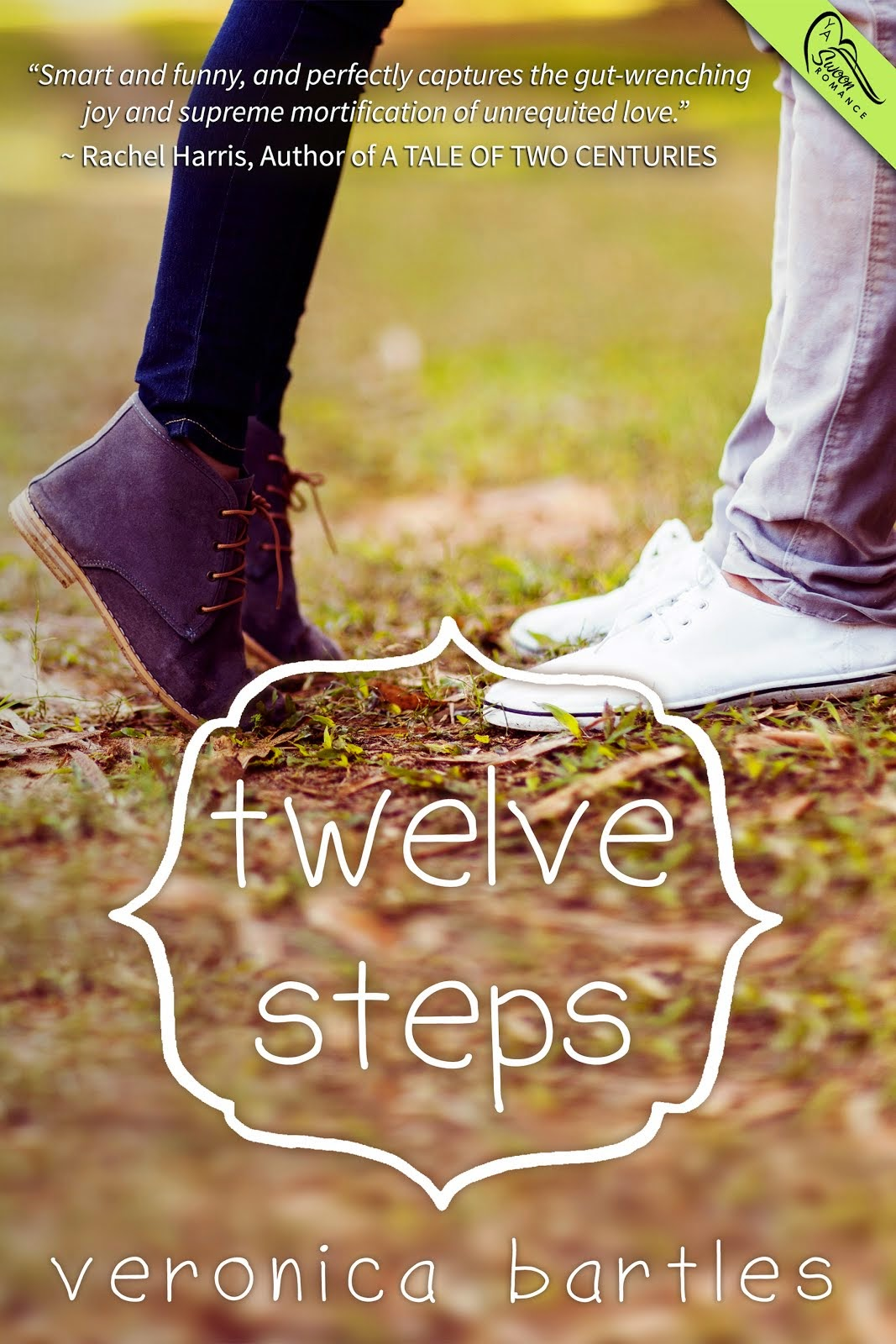 Check out my Debut Novel: TWELVE STEPS
