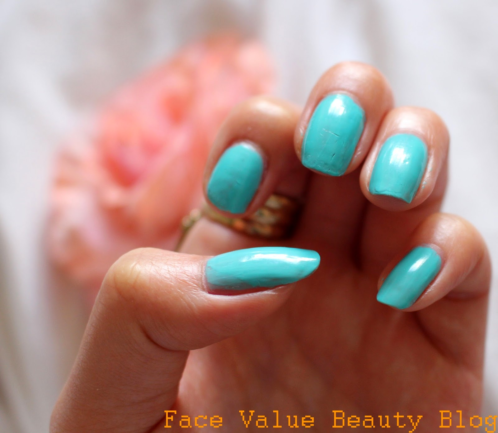 how to gel nail polish look like matte