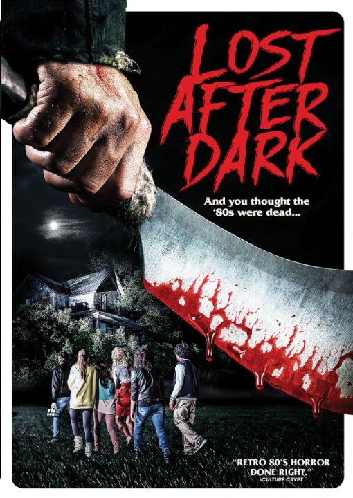 Poster phim Màn đêm kinh hoàng