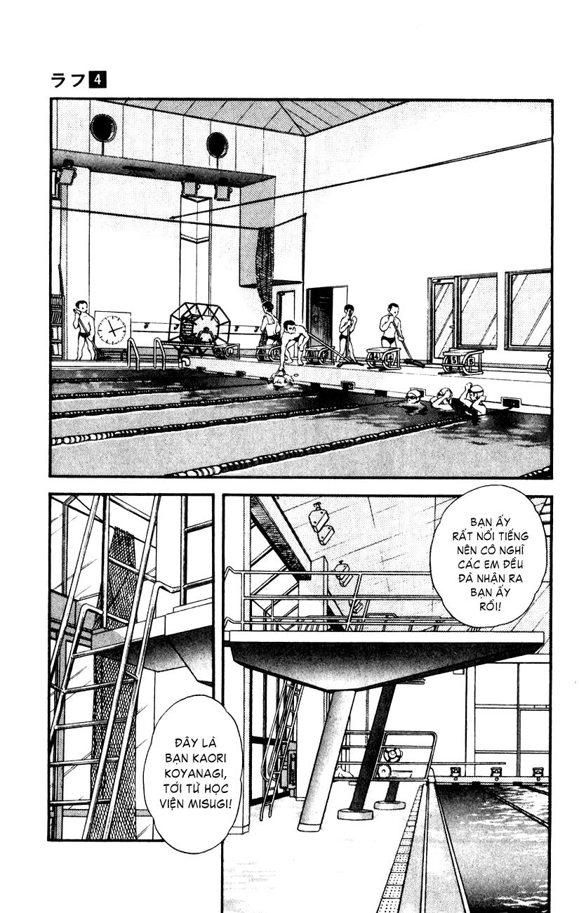 Rough - Ngọc Thô chap 36 - Trang 10