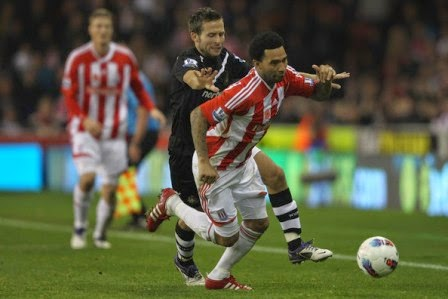 Stoke City vs Newcastle United