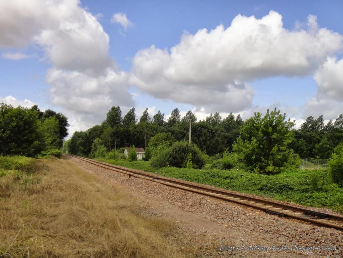 voie ferrée France Bourgogne