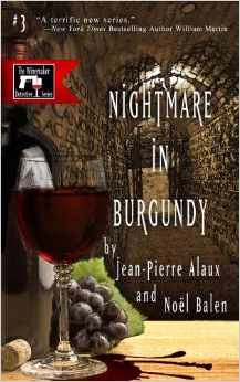 Nightmare in Burgundy cover' style=