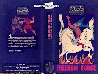 The Freedom Force (TV)