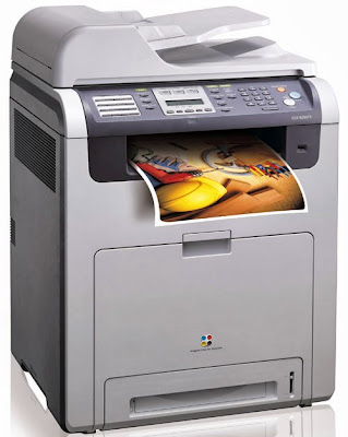 download Samsung CLX-6210FX/XAA printer's driver