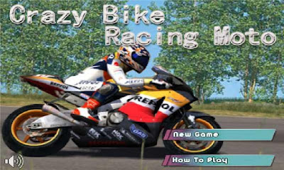 Crazy Bike Racing Moto Apk Game Android