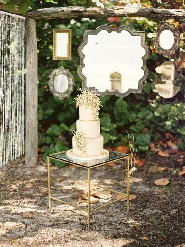 mirror, espelho, home decor, ideias decoração, área externa, jardim