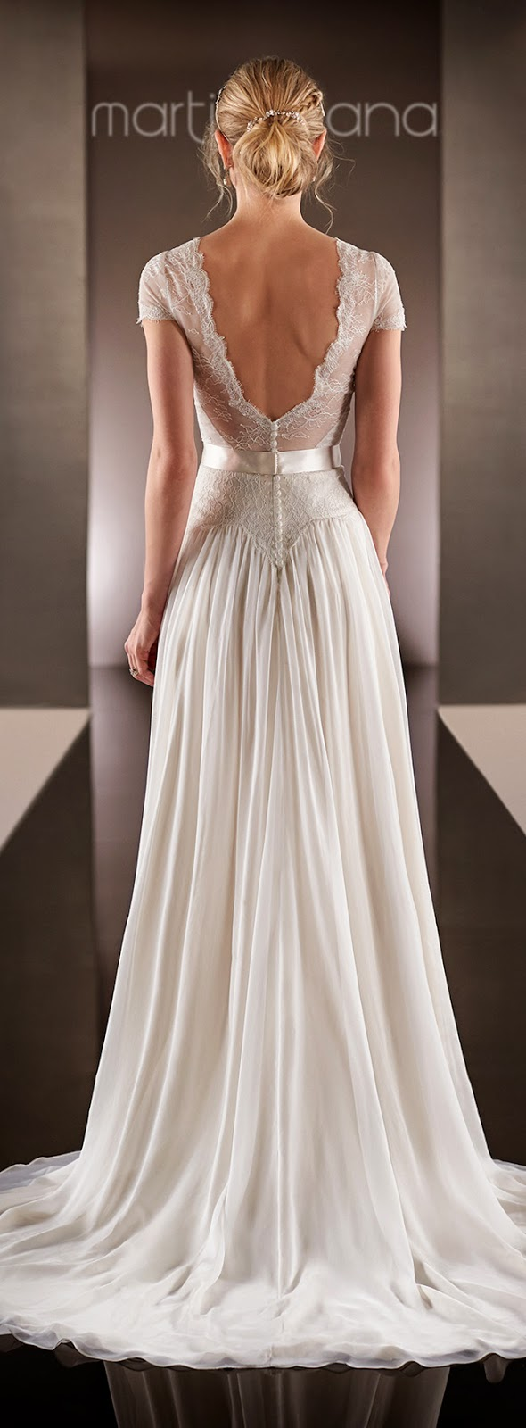 martina liana spring 2015 bridal collection