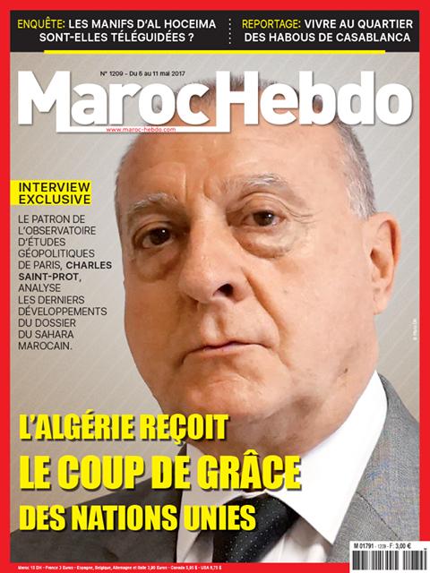 Maroc Habdo n° 1209