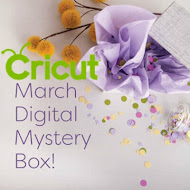 1st of 4 Cricut Mystery Boxes in March