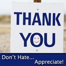 appreciate board