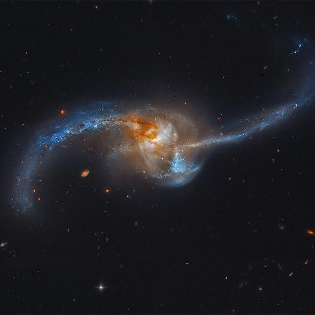 Interacting Galaxy NGC 2623