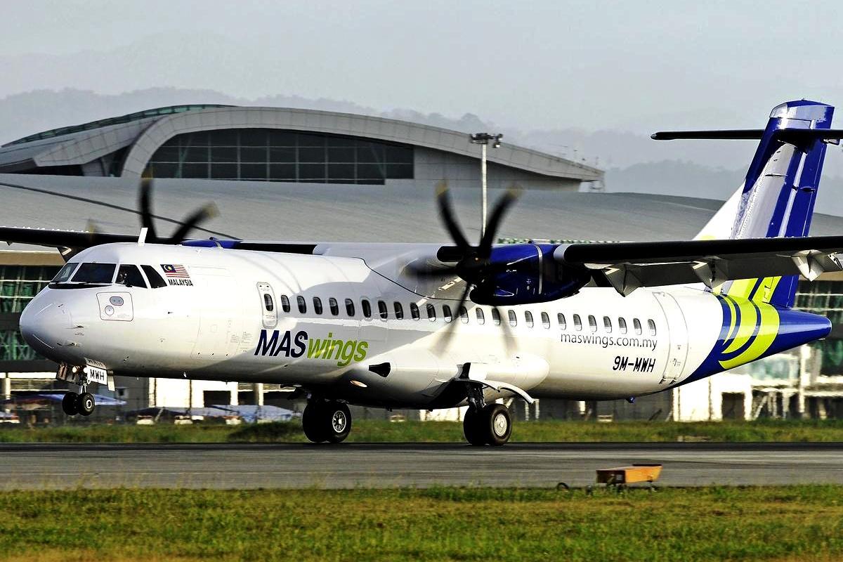 MASwings ATR 72-500. ZonaAero