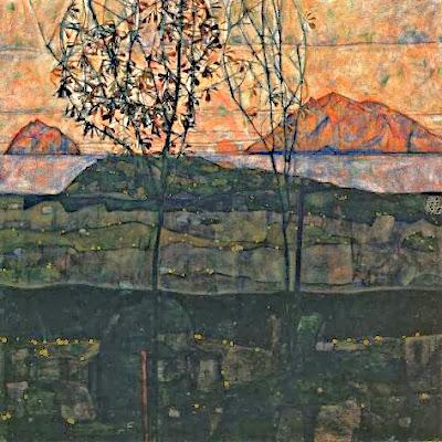 Posta de sol (Egon Schiele)
