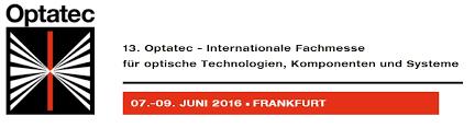 OPTATEC 2016 Frankfurt