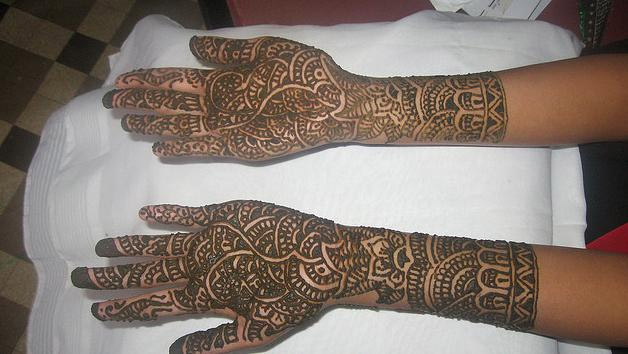 Mehndi Design For Marriage : Mehndi designs for hands marriage