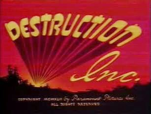 Destruction, Inc.