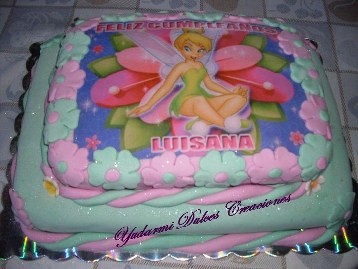 Decoracion De Pasteles Para Nina
