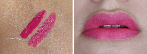 nyx soft matte lip cream in addis ababa review swatch lips