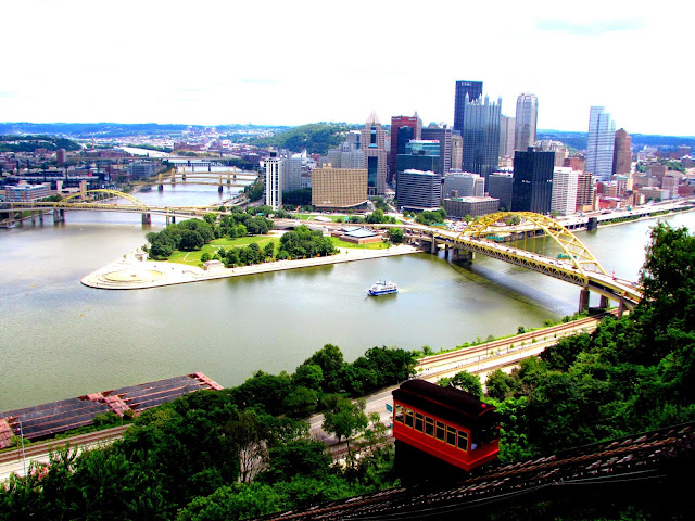 summer in pittsburgh