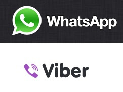 Whatsapp & Viber