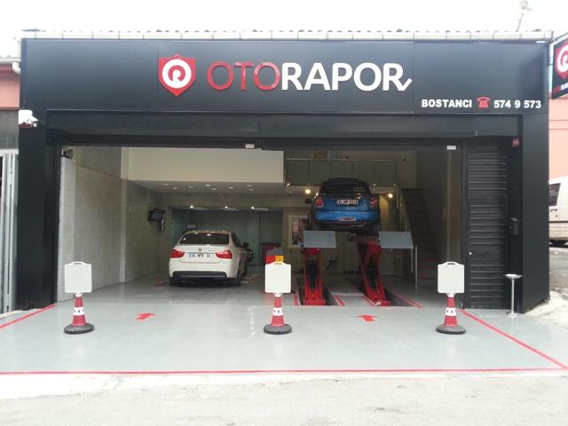OTORAPOR Oto Ekspertiz Merkezi