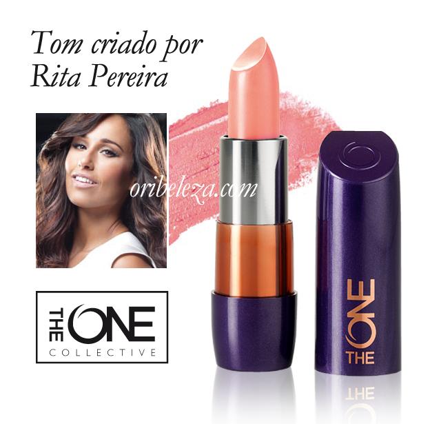 Rita's Pale Pink by Rita Pereira para a Oriflame