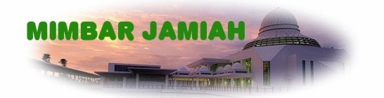 Minbar Jamiah : Enriching the Soul