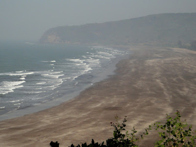 Shriwardhan Harihareshwar Beach