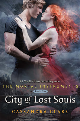 Cover Reveal: City of Lost Souls by Cassandra Clare
