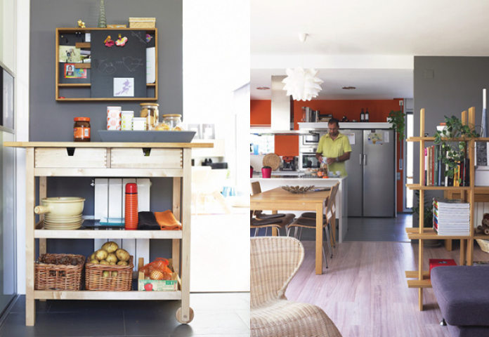 Perabot IKEA Untuk Kehidupan Berkeluarga ~ EKSPRESIRUANG