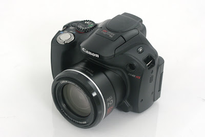 Canon Powershot SX40 HS Review and Price