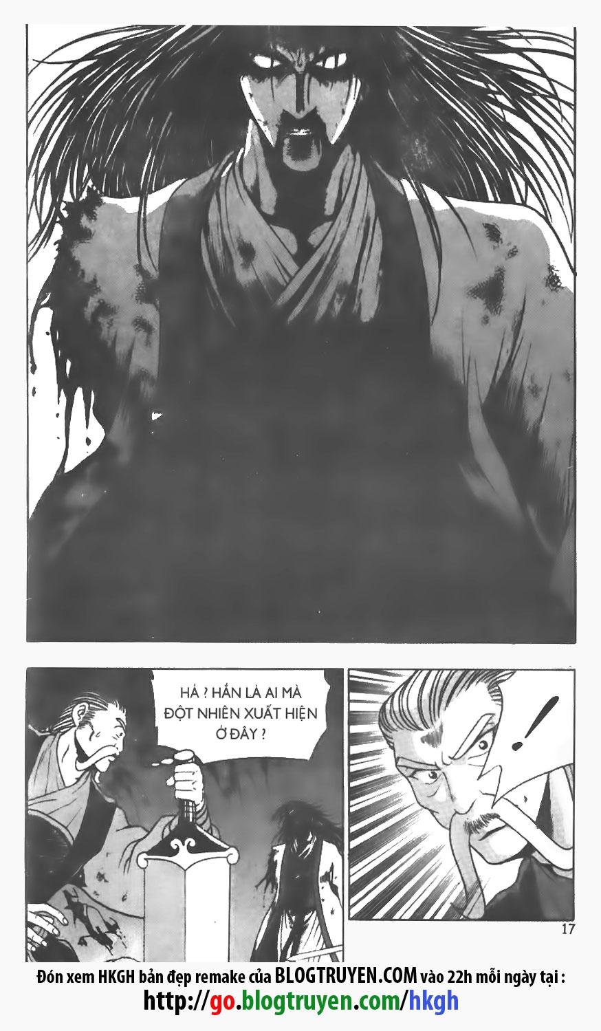 Hiệp Khách Giang Hồ chap 103 page 16 - IZTruyenTranh.com