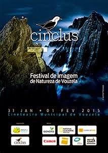 CINCLUS Festival de Imagem de Natureza 2015