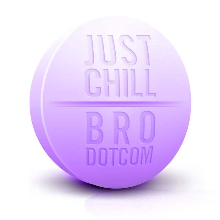 JUST CHILL BRO DOT COM