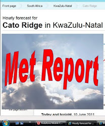 Cato Ridge Weather