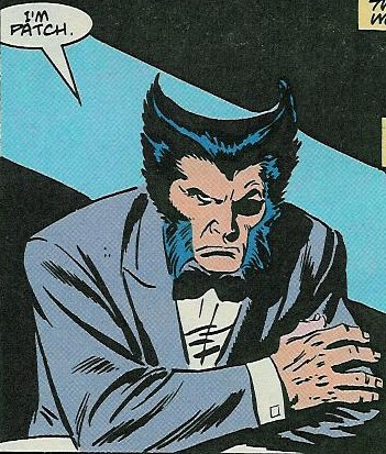 wolverine patch madripoor