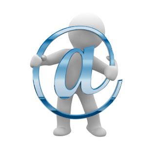 முதல் மின்னஞ்சலை (email) அனுப்பியவர் யார் என்று உங்களுக்கு தெரியுமா? Blue_email_logo
