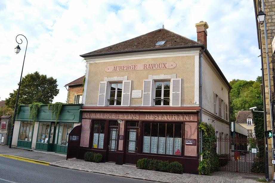 Viagem independente auvers sur oise for Auberge ravoux maison van gogh