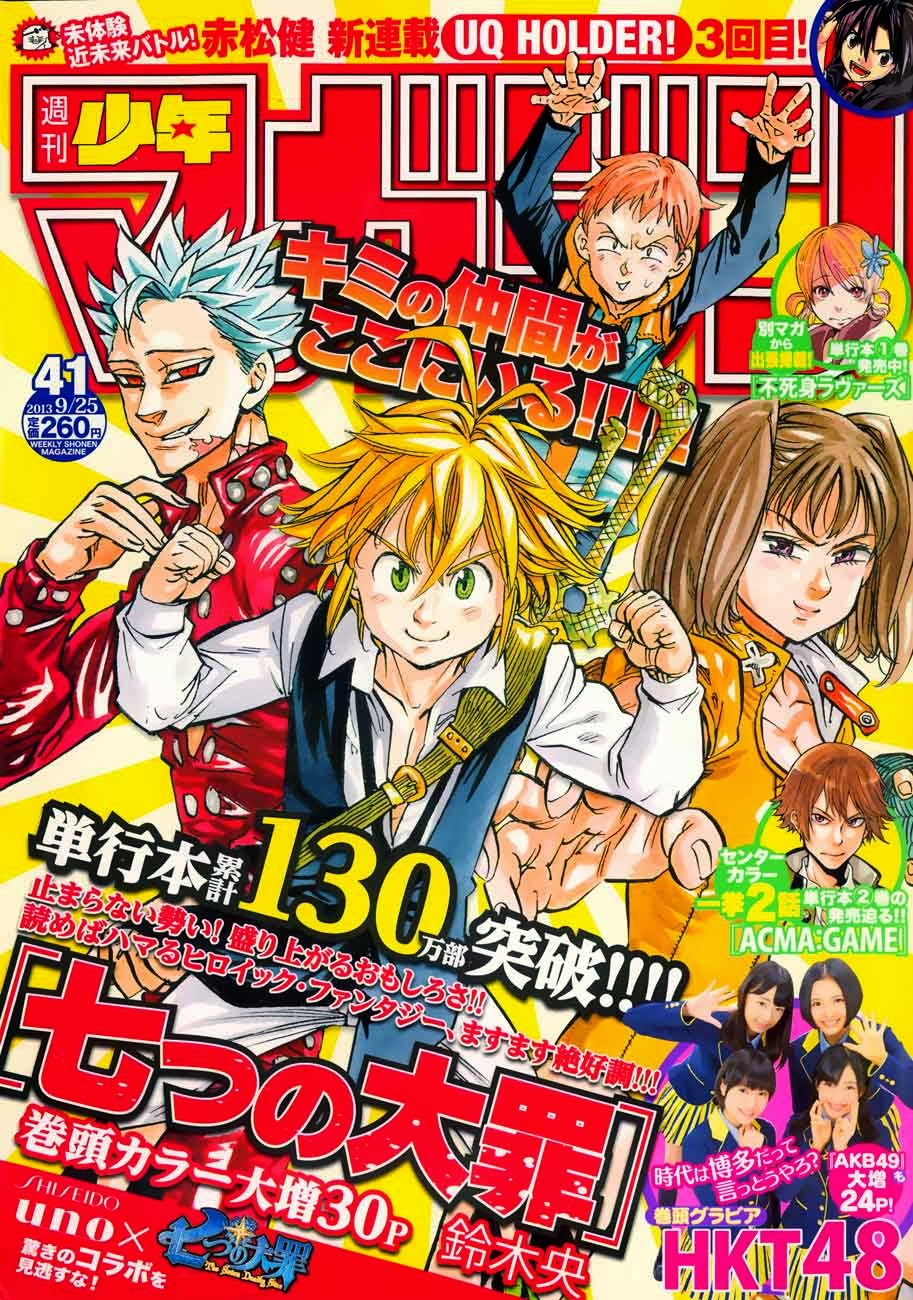 Komik nanatsu no taizai 045 - violent carnival 46 Indonesia nanatsu no taizai 045 - violent carnival Terbaru 1 Baca Manga Komik Indonesia