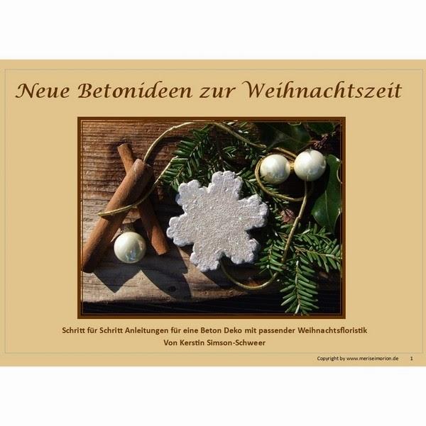 Beton Weihnachten