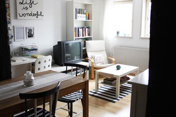 Kuddelmuddel: DIY: Wohnzimmer-Makeover und Gallery Wall