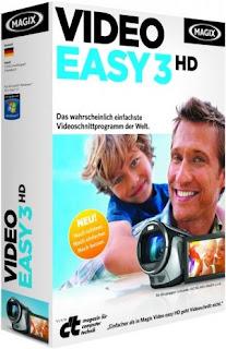 MAGIX Video easy 3 HD v3.0.1.29 Terbaru